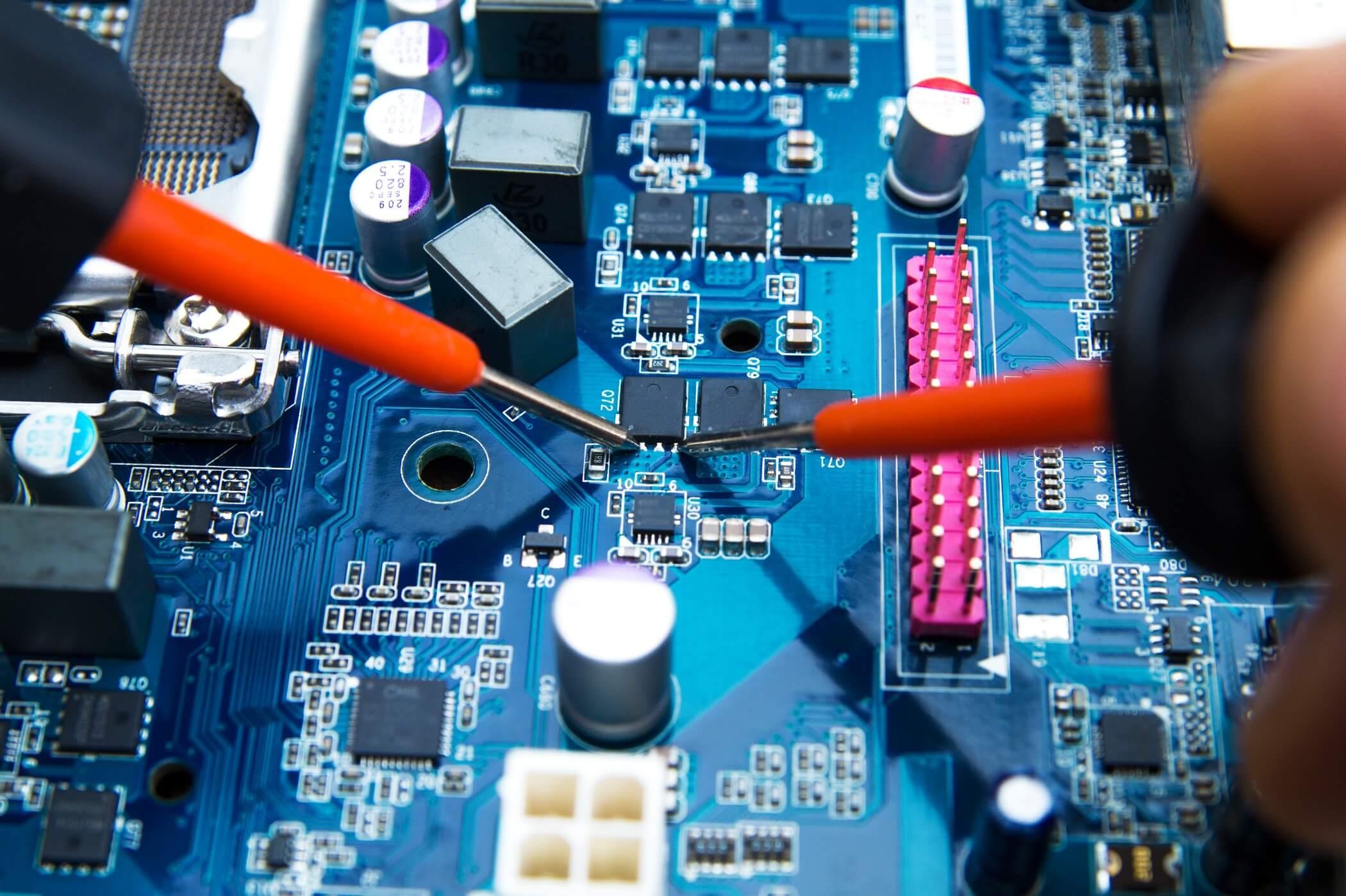Electrónica y telecomunicaciones