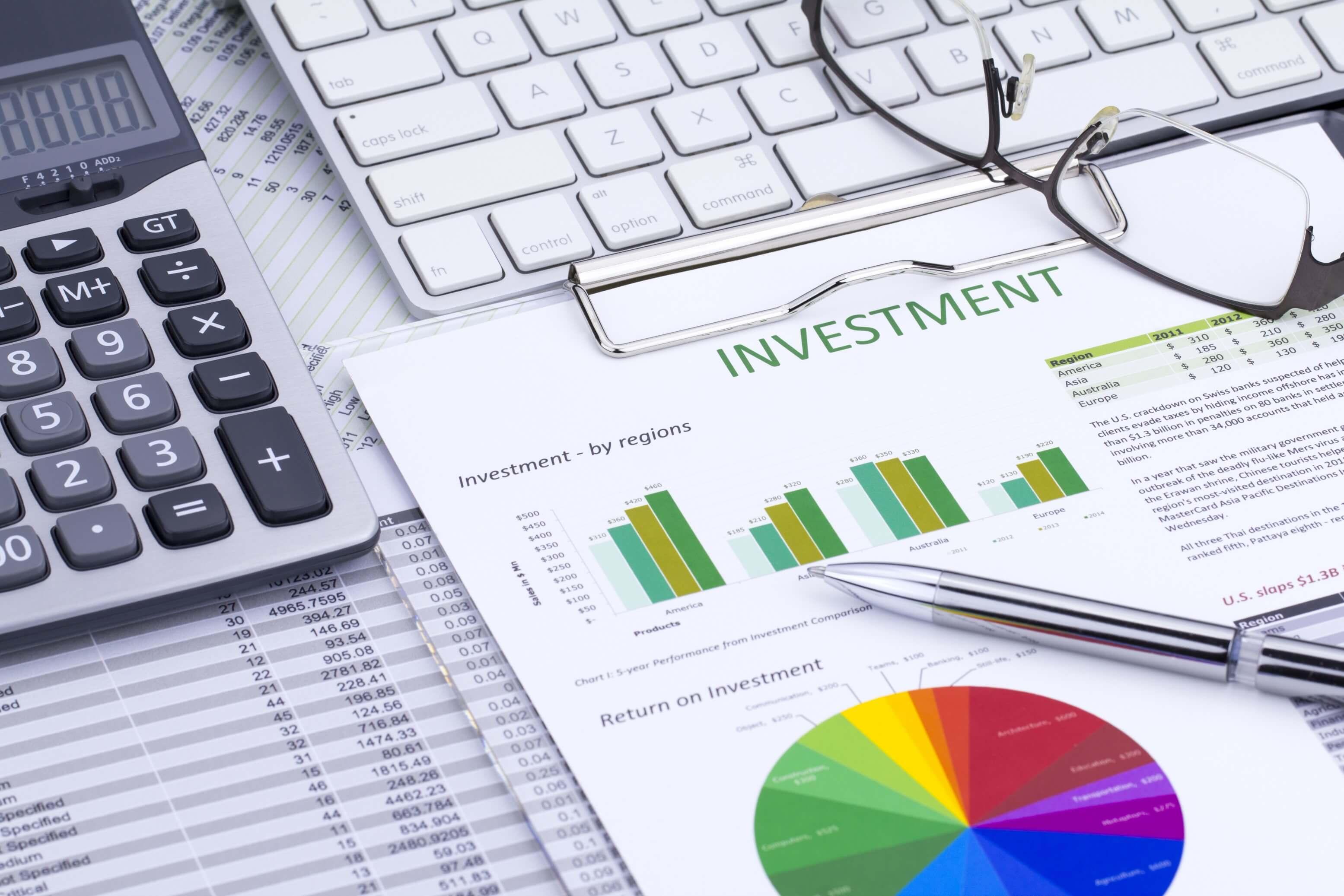 Servicios financieros y legales